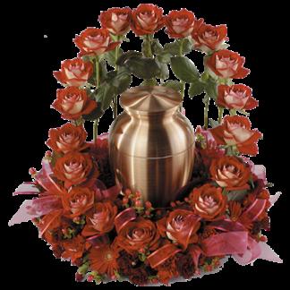 Cremation, Memorials & Plants